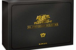 20th ANNIVERSARY DUELIST BOX